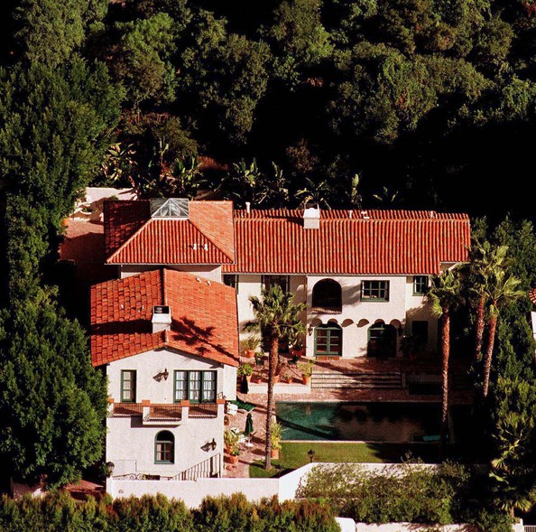 Jean-Claude Van Damme's home in Hollywood, CA, custom built for $3.5 ...