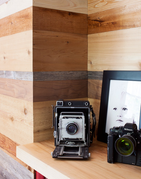 Go With The Grain: Decorating with Natural Wood