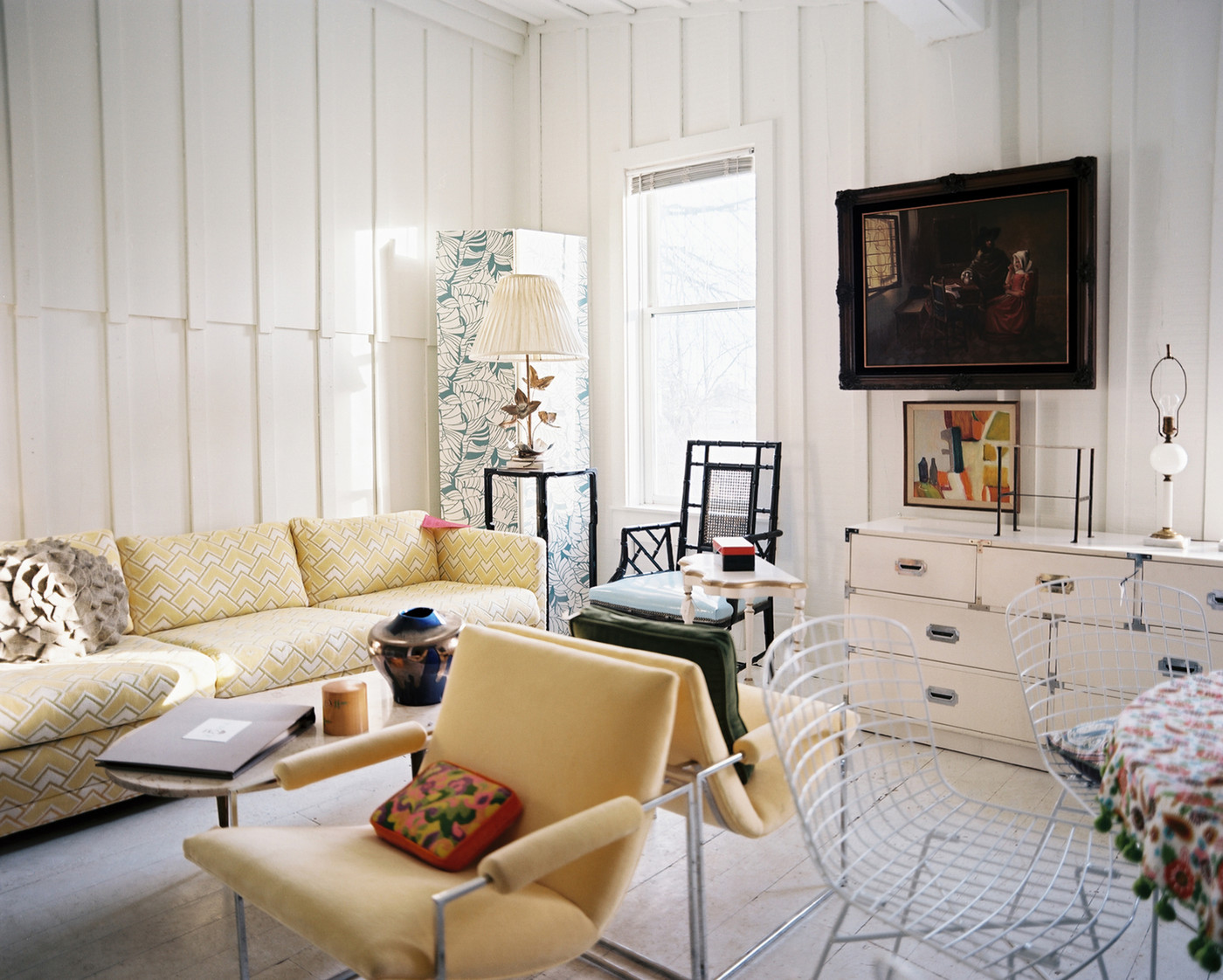 Vintage Living Room Photos 185 Of 218
