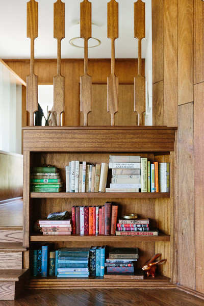 Midcentury Bookshelf Photos (1 of 10)
