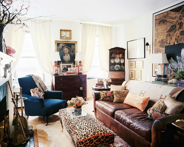 Bedroom Decorating Ideas With Leopard Print