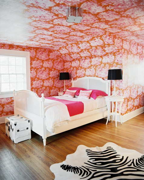 gallery for bohemian wallpaper for bedrooms