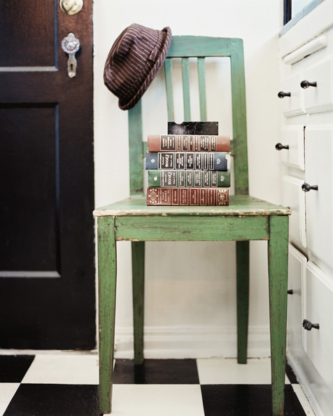 Painted Chair Photos (2 of 8) []