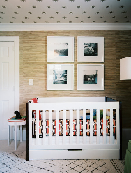 Ryan Gosling And Eva Mendes Nursery Decor Checklist The Ceiling