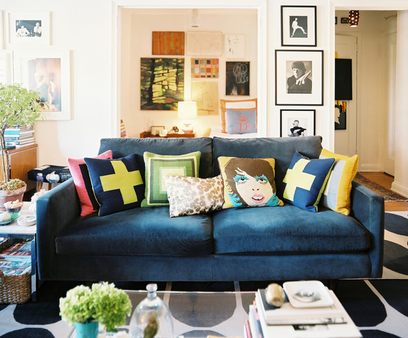 Eclectic Living Room Photos 375 Of 482 Lonny