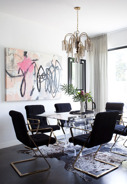 Contemporary Dining Room Photos (150 of 410)