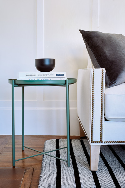 Green Side Table Photos (1 of 5) []