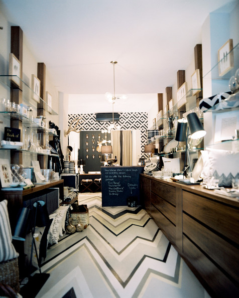 Hollywood Regency Retail Store Design Photos 19 Of 21