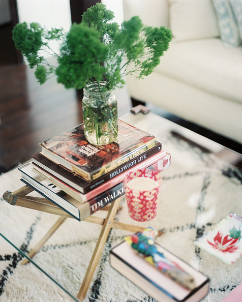 Stained Glass Coffee Table Book: Glass And Brass Coffee Table Photos (3 Of 3