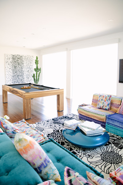 Printed Area Rug Photos (1 of 5) []