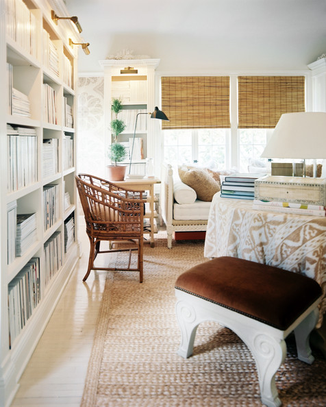 The Beach House Library