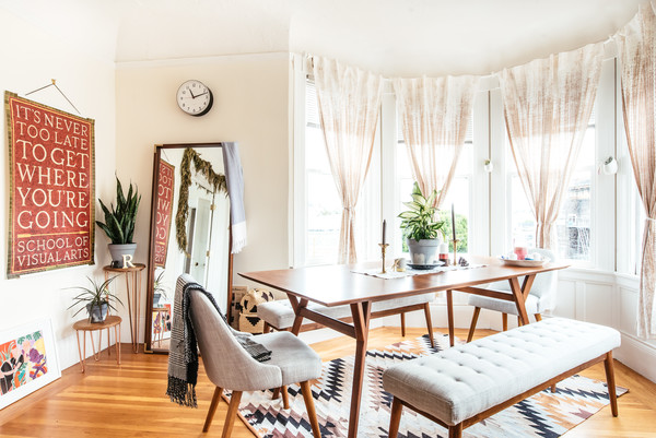Contemporary Dining Room Photos (46 of 402)