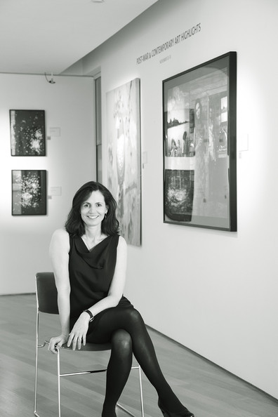 Specialty Room - Carina Villinger, head of the auction house's 20th Century Decorative Art & Design department.