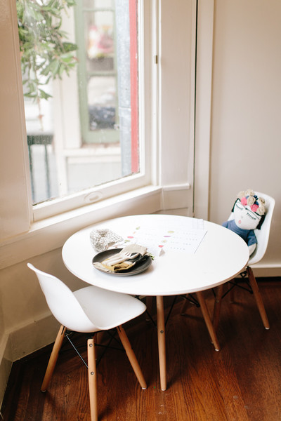 White Dining Table Photos (1 of 13)
