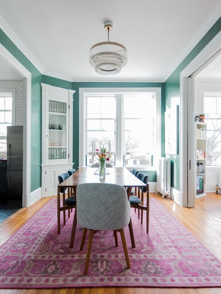 Contemporary Dining Room Photos (46 of 397)