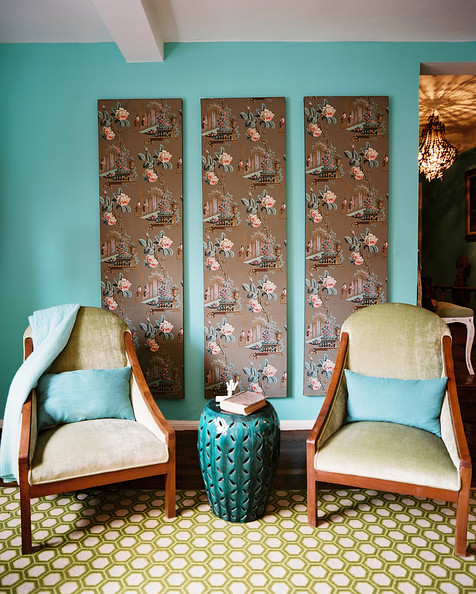 Wallpaper Panel Photos Design Ideas Remodel And Decor