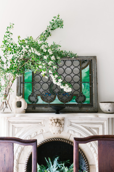 Marble Fireplace Photos (1 of 18)