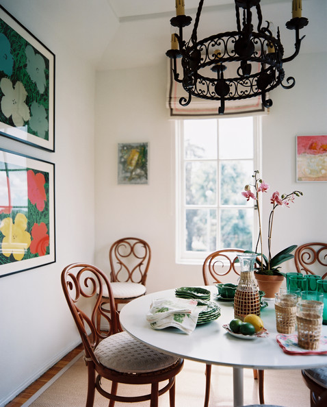 Bohemian Dining Room Photos (71 Of 72)