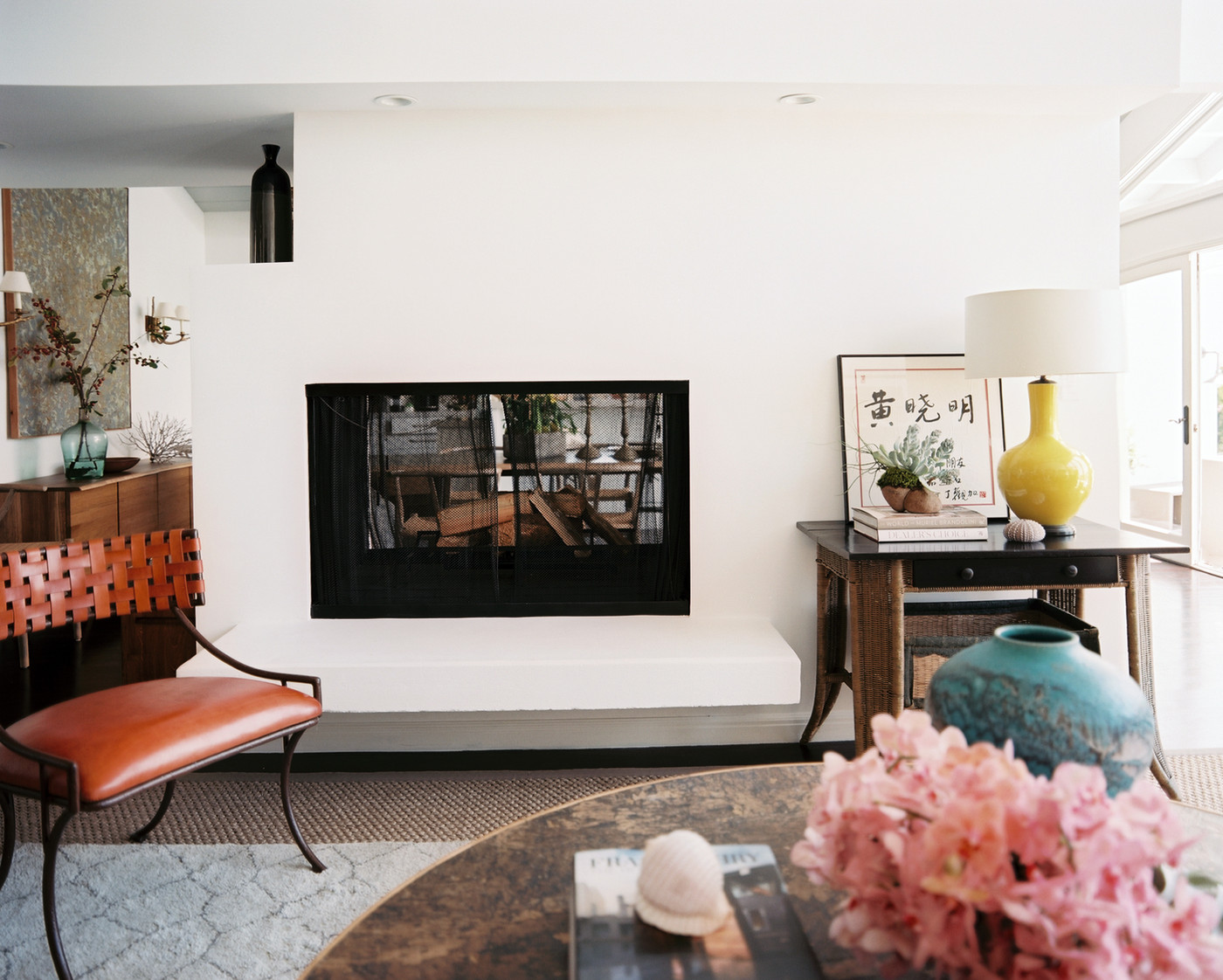 in wall fireplace photos design ideas remodel and decor lonny