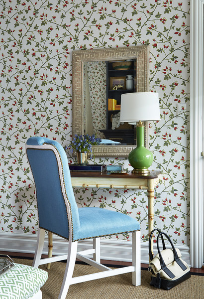 Patterned Wallpaper Photos (9 of 28) []