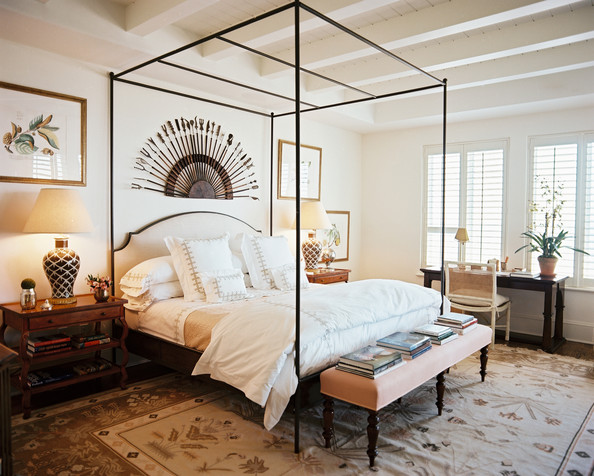 Attractive Four Poster Bed Photos (115 Of 122)