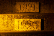 Steps etched with the years Veuve Clicquot has bottled its renowned champagne