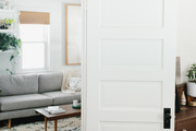 Designate spaces to work, read, relax, or restore, throughout your home, to minimize unnecessary clutter. Consider your space, from the ground up, and ensure everything has a function.