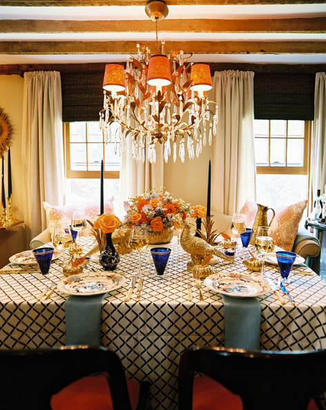 Rustic Country Thanksgiving