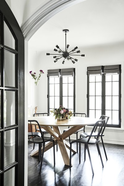 Contemporary Dining Room Photos (6 of 397)