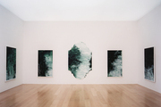 Artworks by Cy Twombly in Houston's Menil Collection