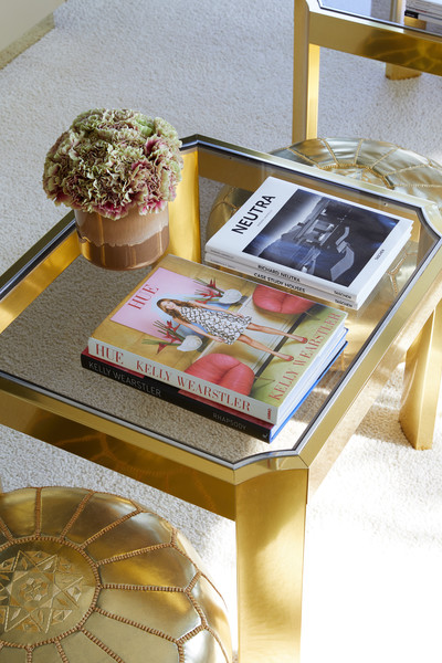 Gold  Coffee Table Photos (1 of 39)