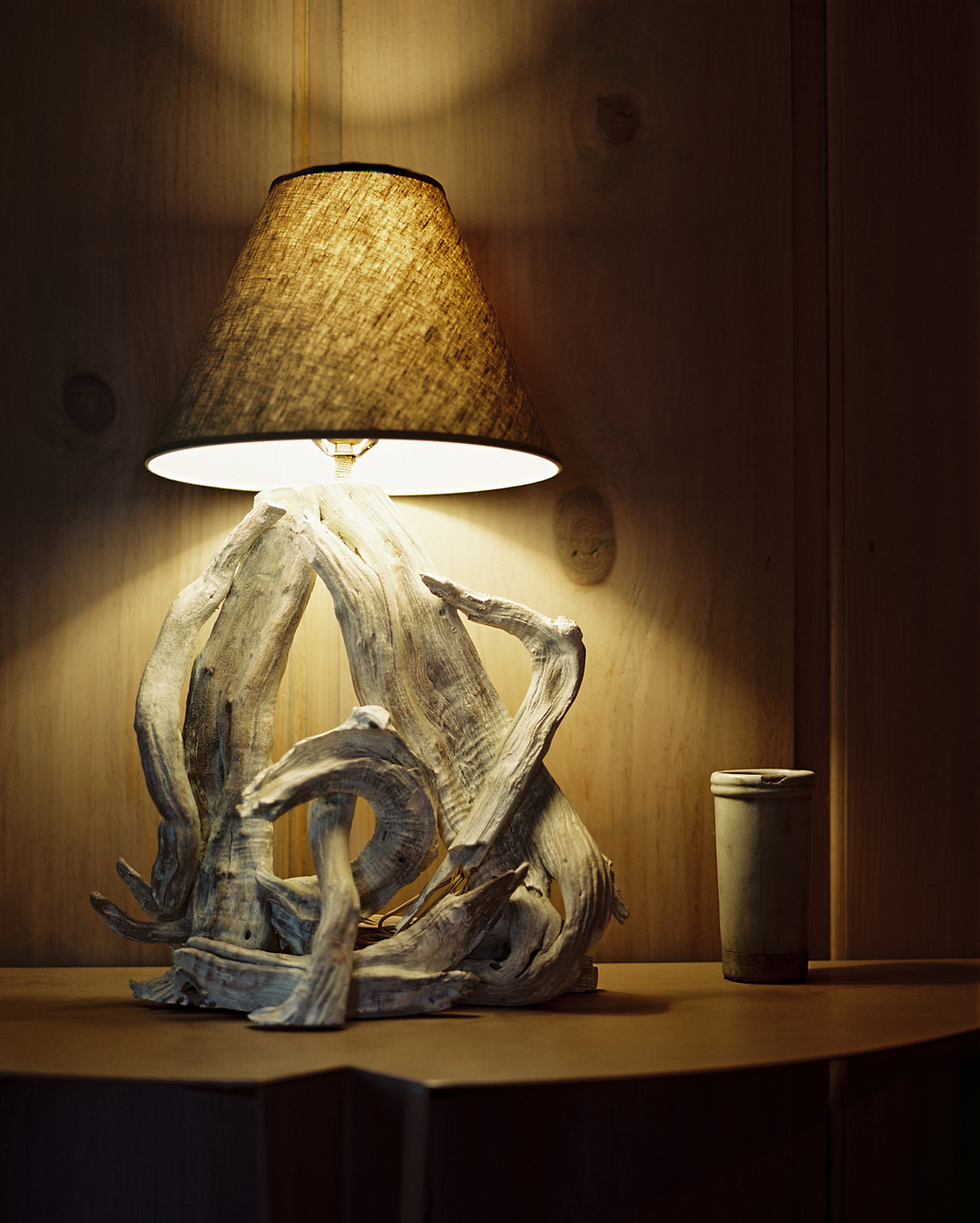 Aged Wood Lamp Photos, Design, Ideas, Remodel, And Decor