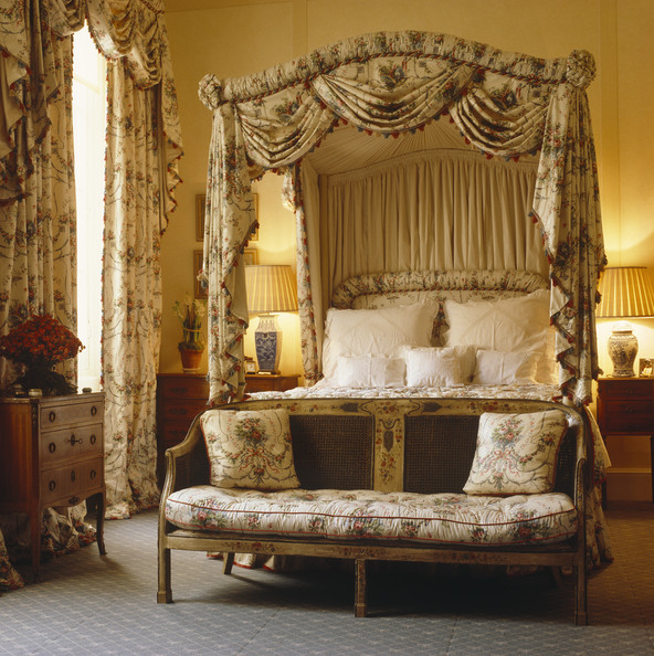 Fabric Bed Canopy Photos (31 of 41) []
