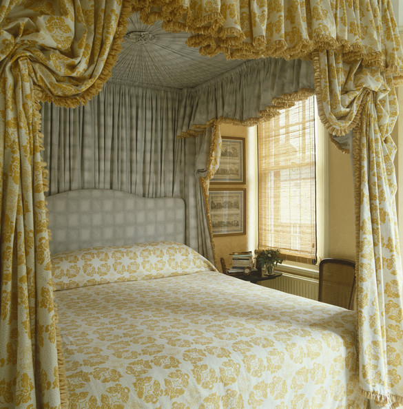 Fabric Bed Canopy Photos (41 of 41) []