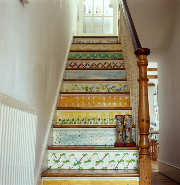 Small Space Stairs Photos (14 of 37) []