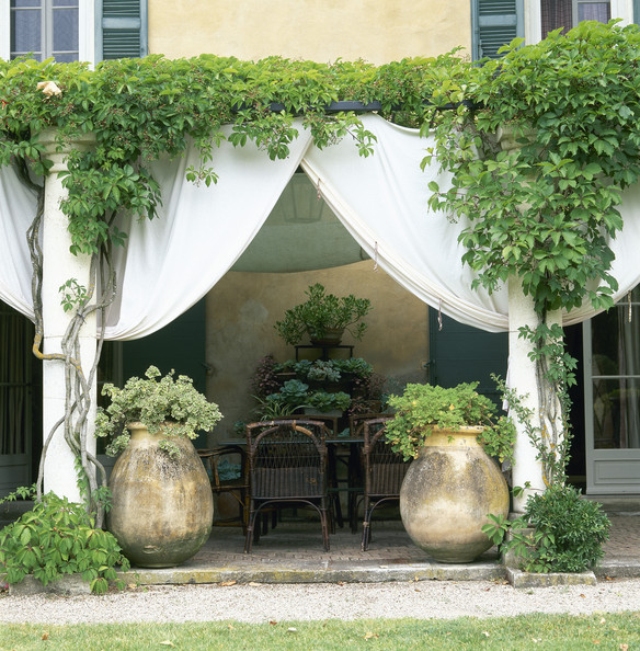 Country Backyard Patio Ideas : Outdoor Living on Pinterest  Outdoor Rooms, Outdoor Patio Designs and