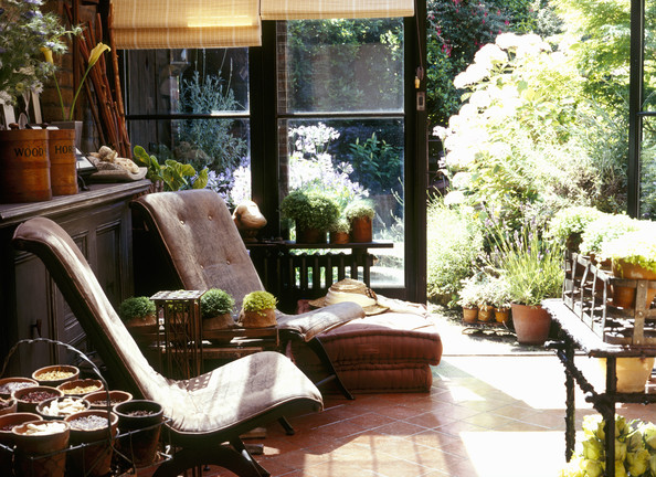 Country Conservatory Photos, Design, Ideas, Remodel, and Decor - Lonny