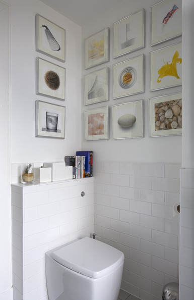 Downstairs toilet photos 2 of 8 lonny - Deco wc modern ...