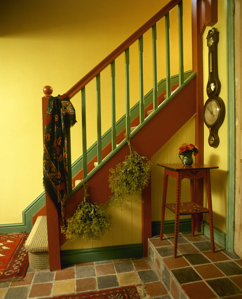 Country Staircase Photos (11 of 51)