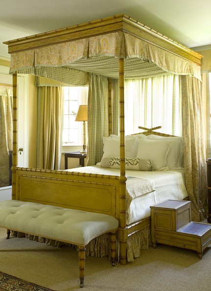 Fabric Bed Canopy Photos (24 of 41) []