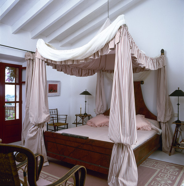 Fabric Bed Canopy Photos (30 of 41) []