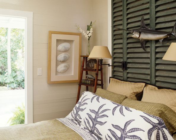 Louvre panel photos design ideas remodel and decor lonny for Key west style lighting