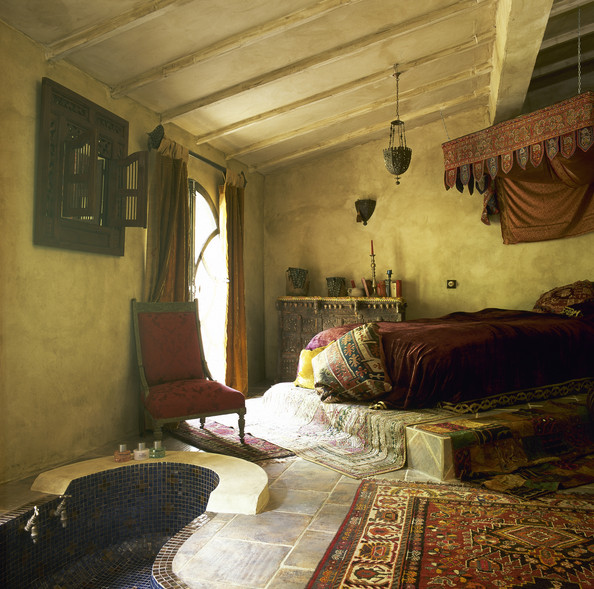 Gentil Moroccan Bedroom Photos (22 Of 29)