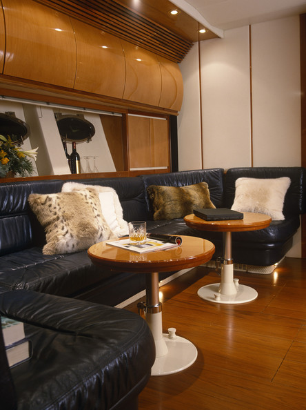 Styled Interior Houseboat Photos Design Ideas Remodel