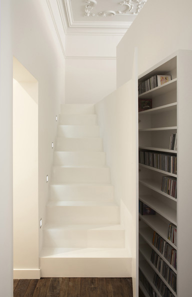 Small Space Stairs Photos (8 of 37) []