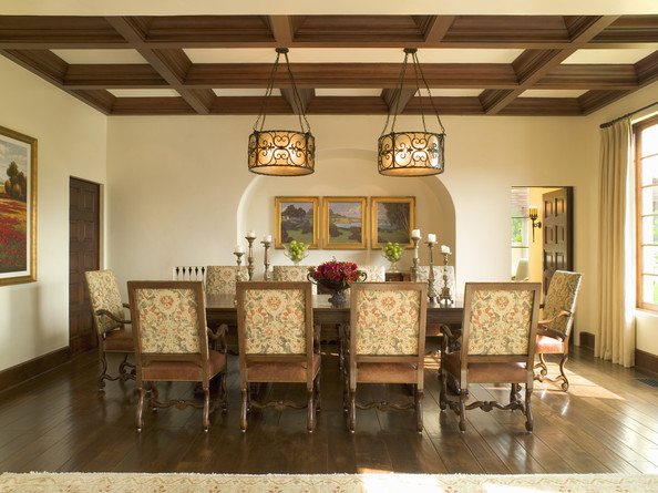 Traditional Dining Room - Dining Room Decorating Ideas - Lonny
