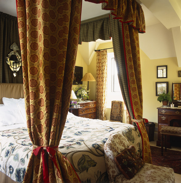 Fabric Bed Canopy Photos (33 of 41) []