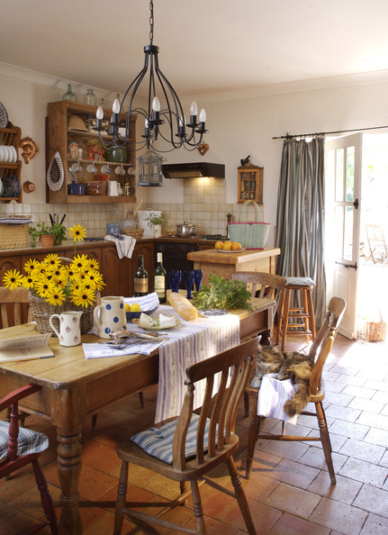 Country dining room photos 51 of 184 - Country dining room pictures ...
