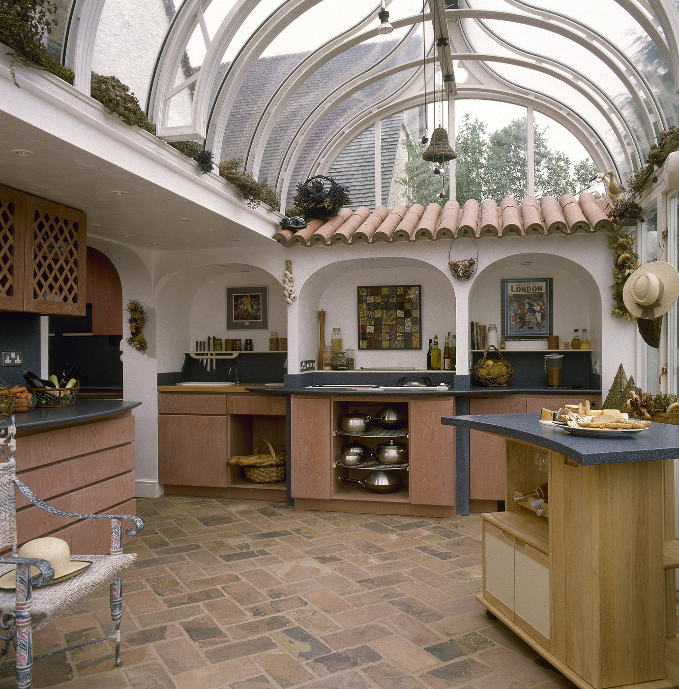 A Taste Of Mediterranean Kitchens