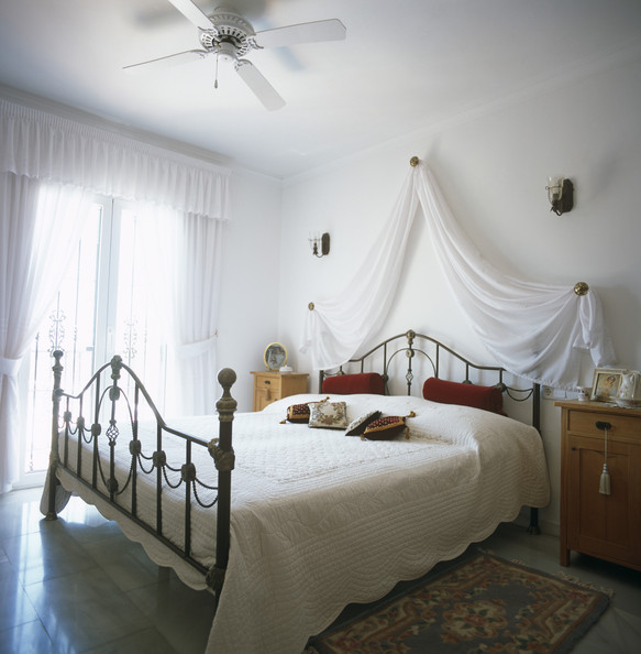 Fabric Bed Canopy Photos (29 of 41) []